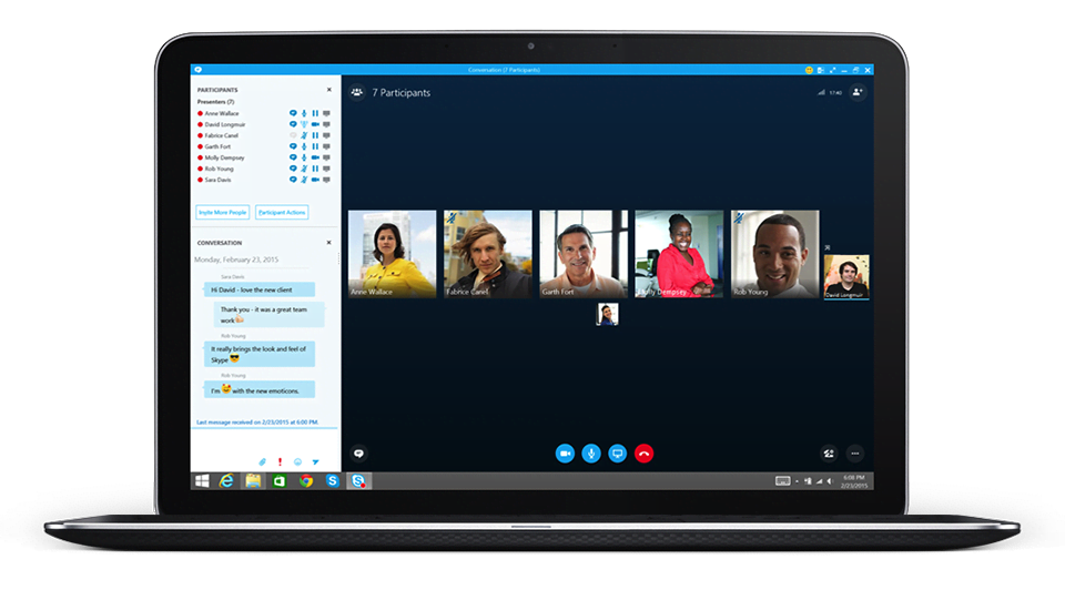 O que é o Skype for Business